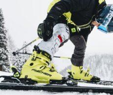 Junior skistøvler
